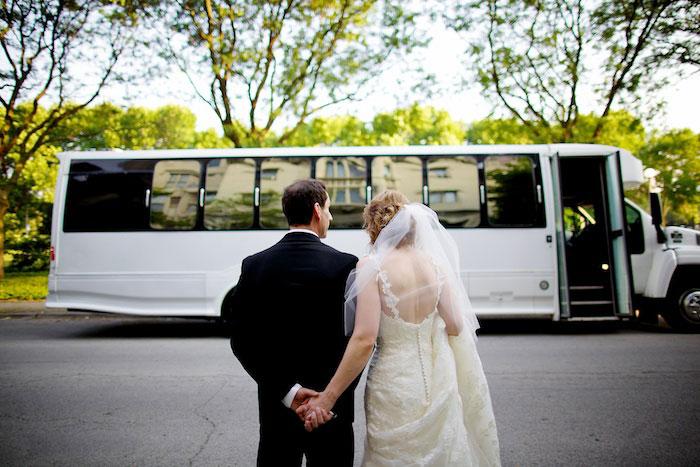 Wedding Bus Rental